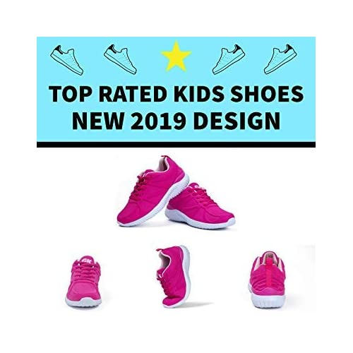 d0f73120ac63e Buy Kids Athletic Tennis Shoes - Little Kid Sneakers with Girl and ...