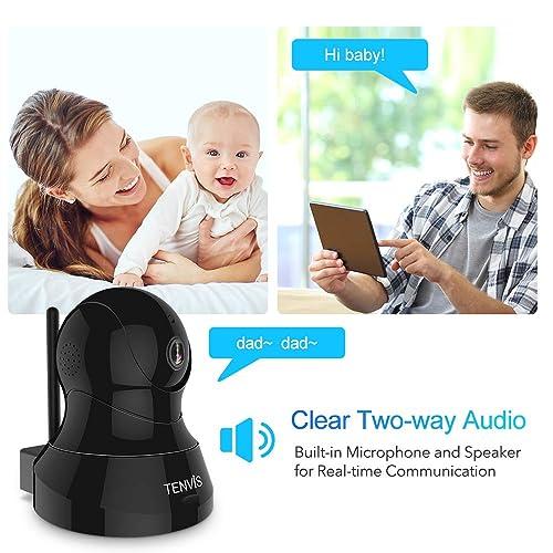 Buy Pet Monitor Camera - TENVIS HD Wireless IP Camera w