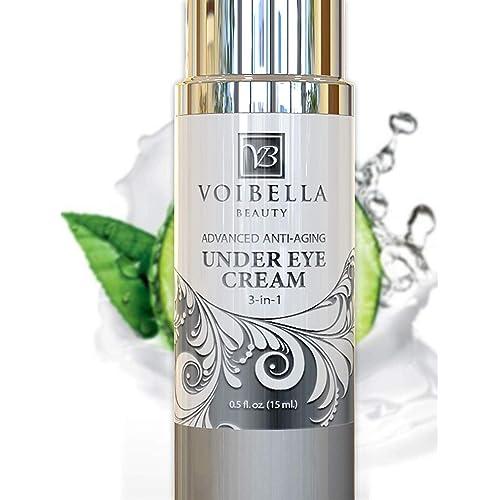 Buy Natural Anti-Aging Under Eye Cream, Best 3-in-1